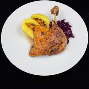 Tradiční české menu